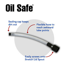 Oil Safe Stretch Spout Extension copy
